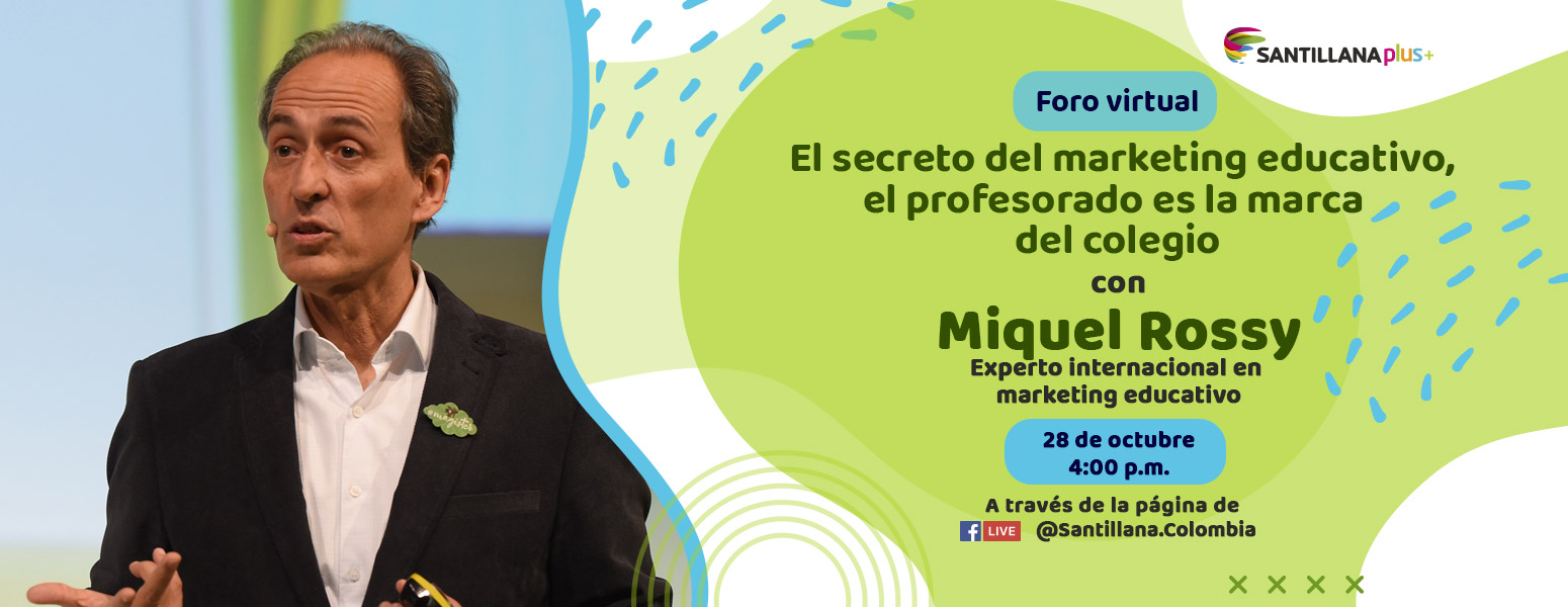El secreto del marketing educativo, el profesorado es la marca del colegio